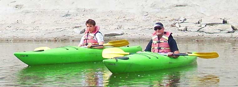 canoe-duo